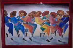 Chassidim Dancing - 2011