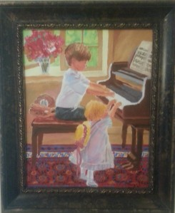 Kids Playing Piano - 2005